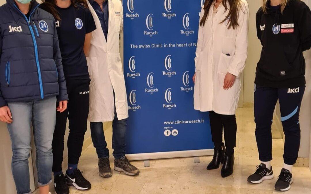 Da un progetto ideato dal Dottor @fabioperricone, Presidente dell'Associazione Onlus MASCOD, ed in collaborazione con la Clinica Ruesch